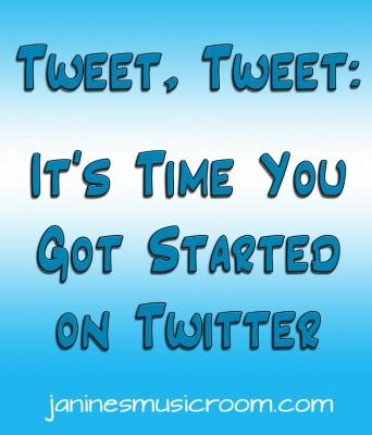 Pinterest Tweet