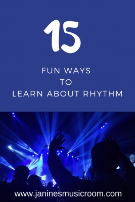 15 exciting ways to teach rhythm