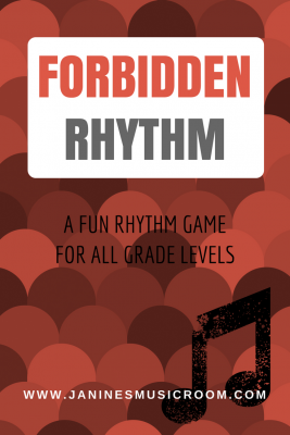 music class lesson learning rhythm game